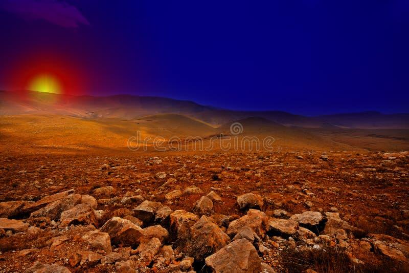 Samaria fotografia stock libera da diritti