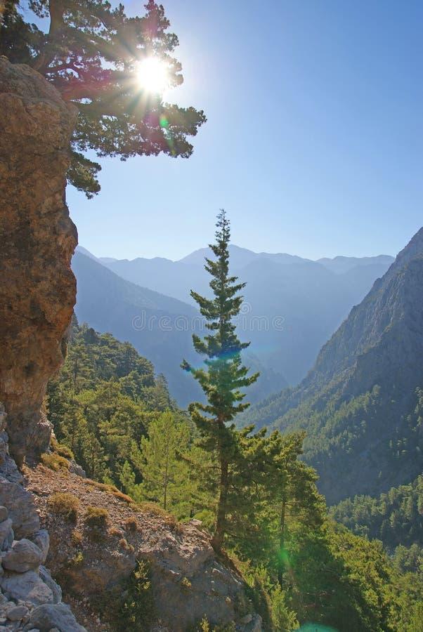 Samaria Gorge Stock Photos