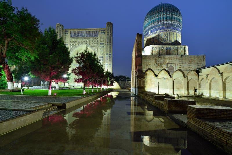 Samarkand, Uzbekistan stockfotografie