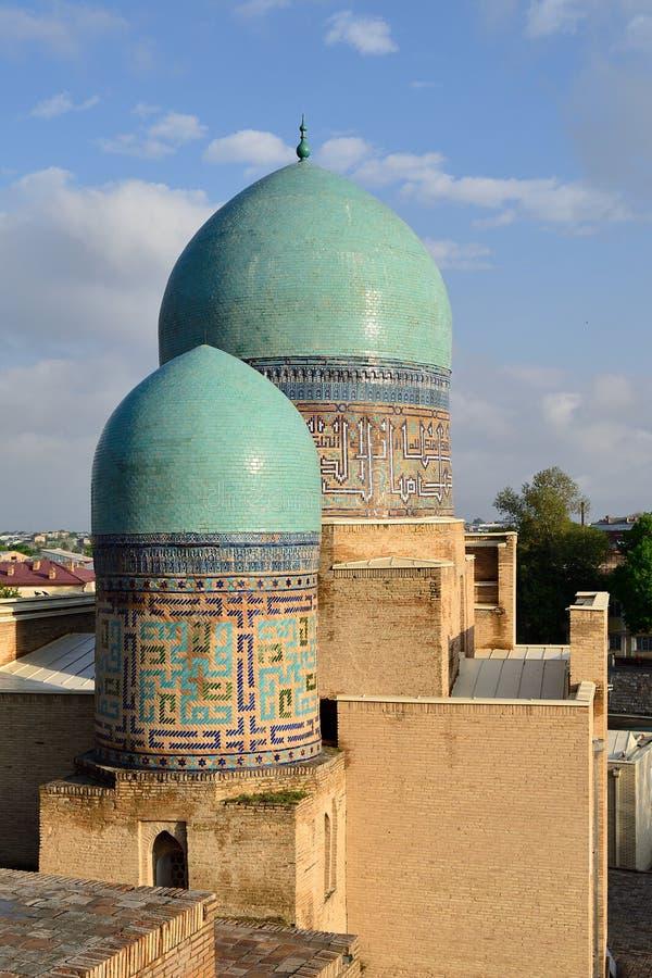 Samarkand, Uzbekistan stockbild
