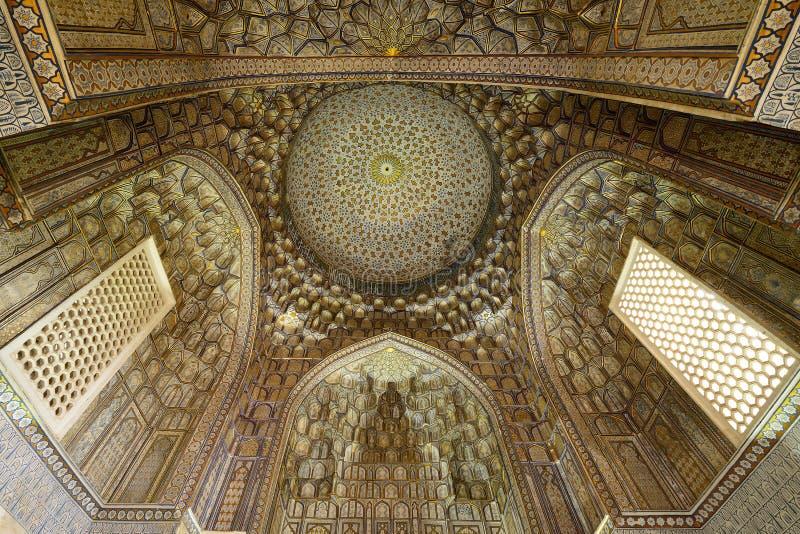 Samarkand, Uzbekistan stockfoto