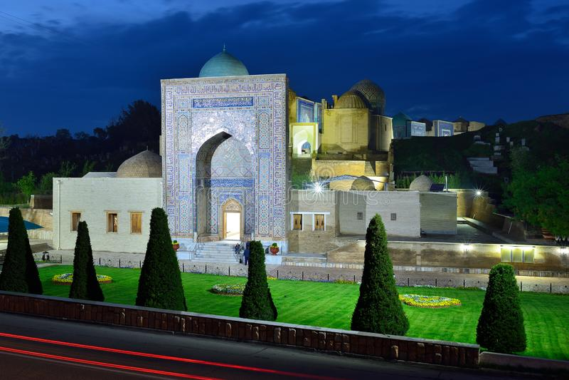 Samarkand, Uzbekistan stockbilder