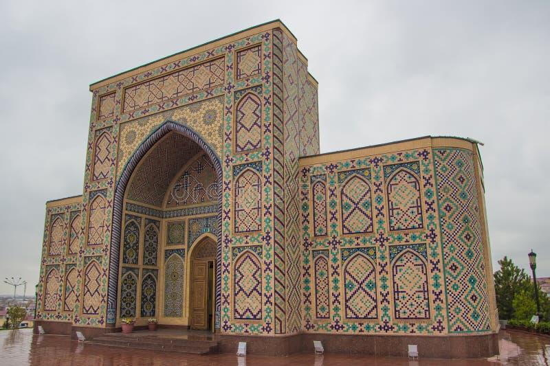 Samarkand Uzbekistan, Marzec, - 21, 2016: Notatka i obserwatorium zdjęcie royalty free