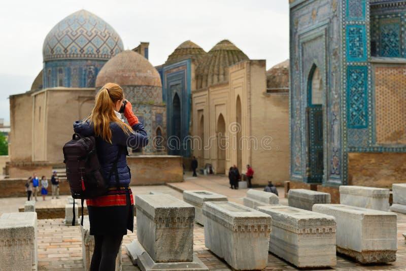 Samarkand, Uzbekistan fotos de stock royalty free