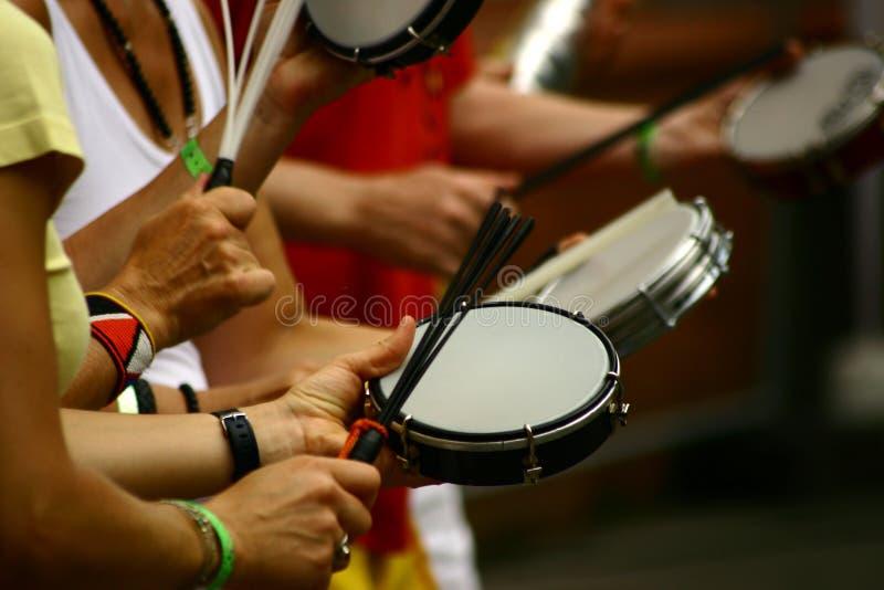 Samba #2 stock fotografie