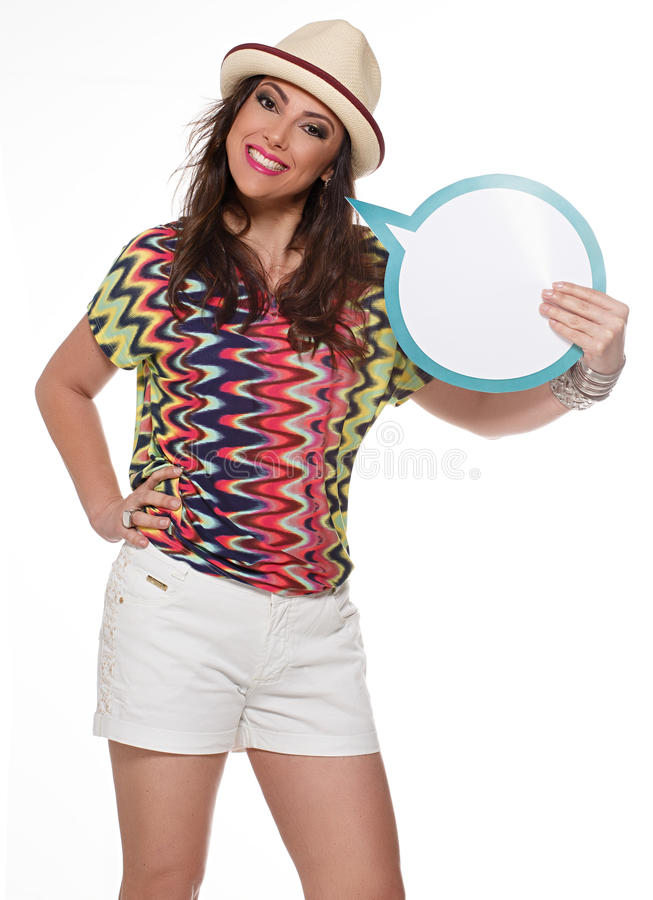 Samba Dancer fotos de stock