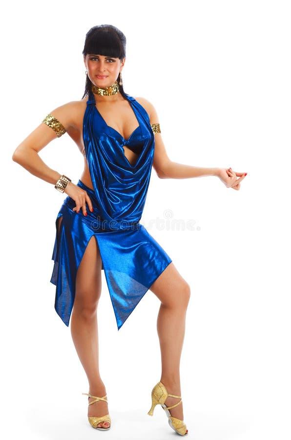 samba de danseur photographie stock