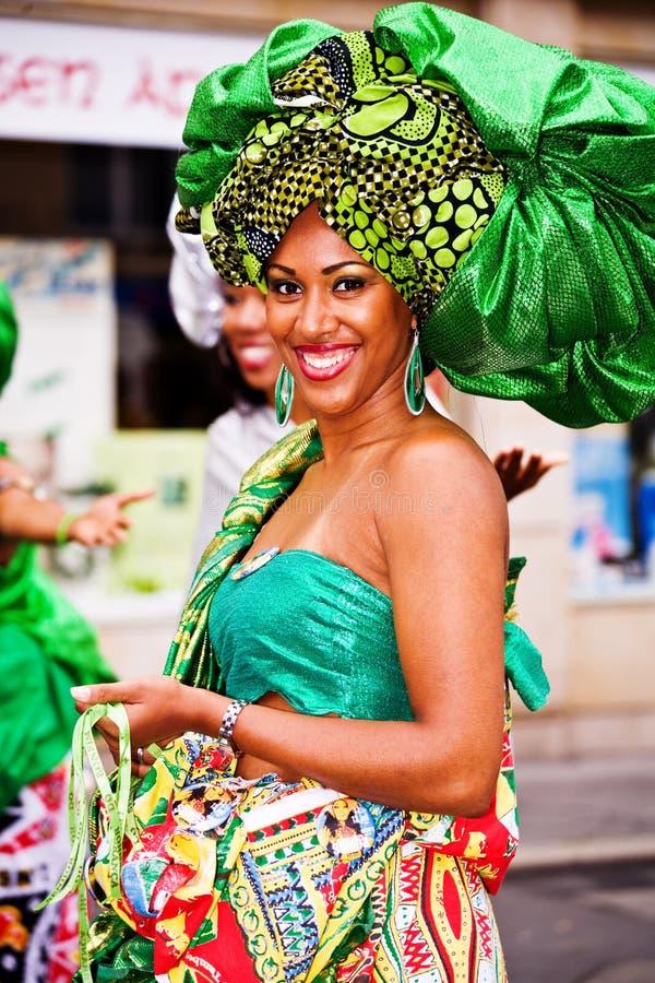 Sambakarneval lizenzfreie stockfotografie