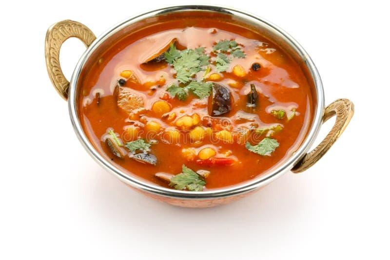 Sambar, culinária indiana sul imagem de stock royalty free
