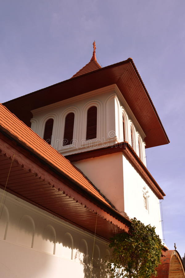 Sambata monaster, Fagaras zdjęcie royalty free