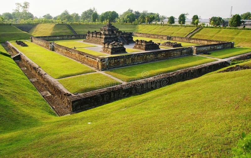Sambisari Temple. Sambisari is a 9th-century Hindu temple located in Yogyakarta, Indonesia stock photo