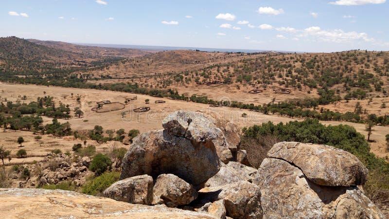 Samburu fotografia stock libera da diritti