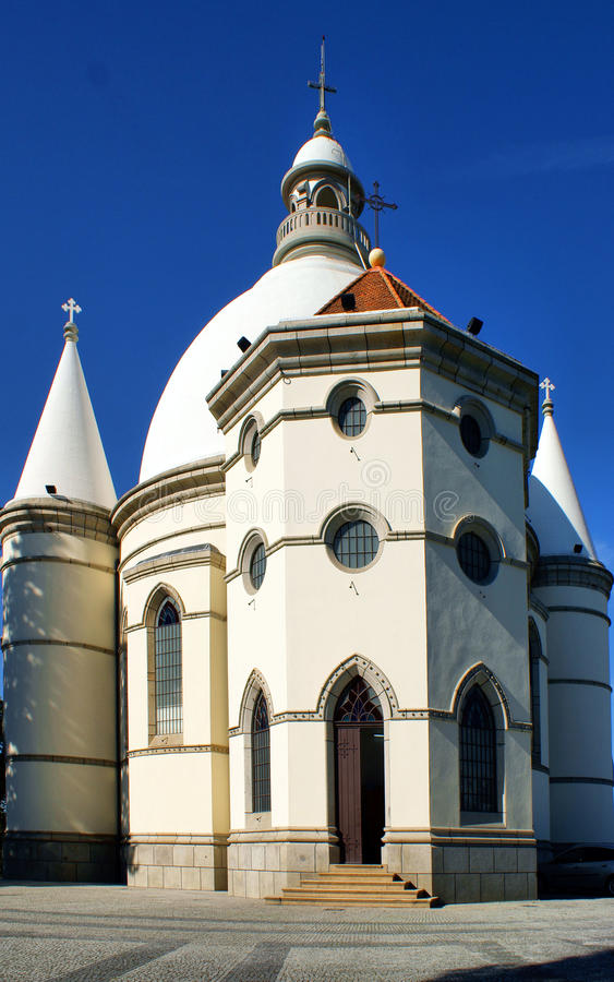 Download Sameiro Sanctuary In Penafiel Stock Photo - Image of gate, tourism: 95294386