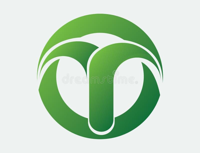Samengrün stockfoto