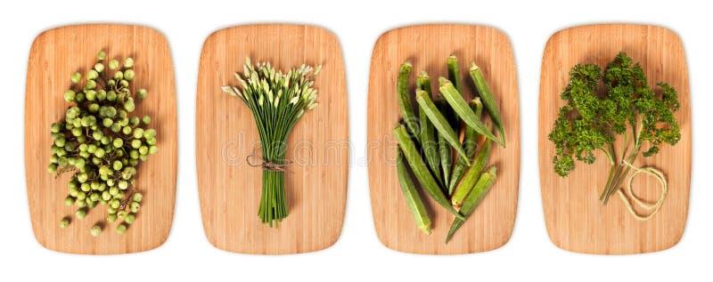 Samenstelling met vele verschillende verscheidenheden van ingrediënten royalty-vrije stock afbeeldingen