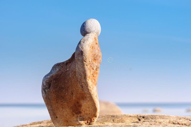 Samenstelling van stenen royalty-vrije stock foto