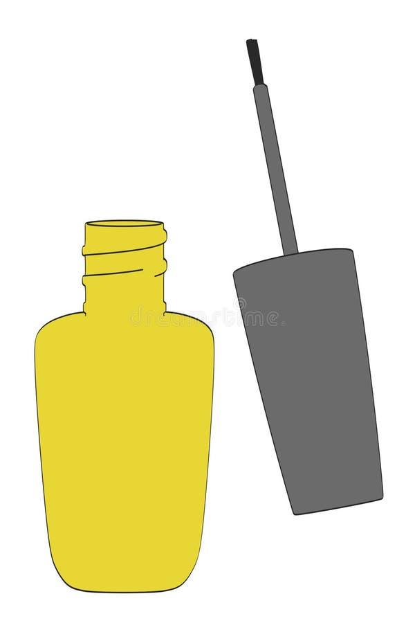 samenstellings producten stock illustratie