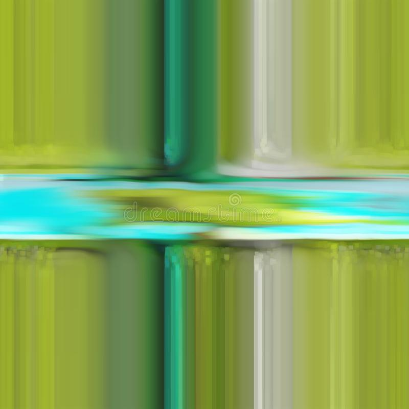 Samenvatting Art Het schilderen grafisch Abstractie beeld vector illustratie