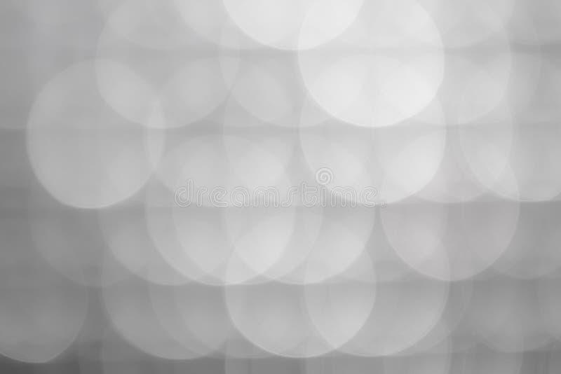 Samenvatting bokeh van licht stock foto