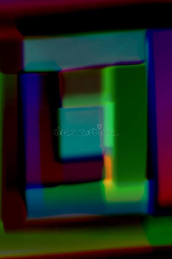 Samenvatting gekleurde achtergrond royalty-vrije stock afbeeldingen
