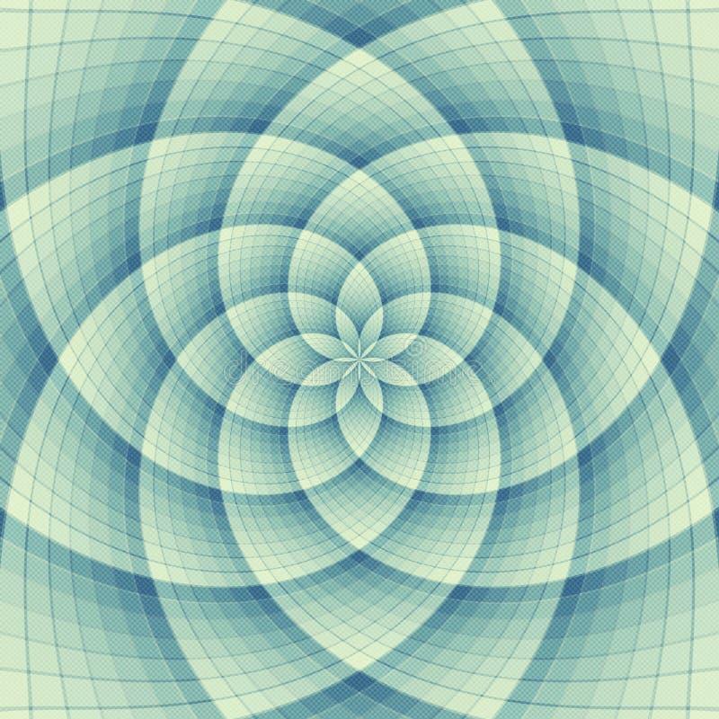 Samenvatting gevormde achtergrond vector illustratie