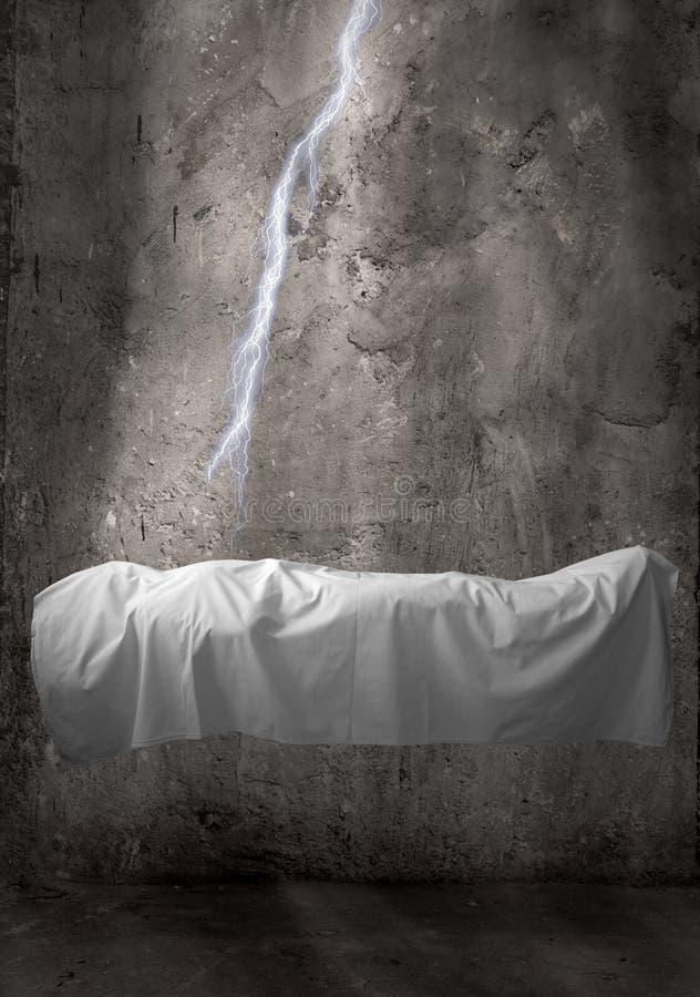 Samenvatting van dood stock afbeelding