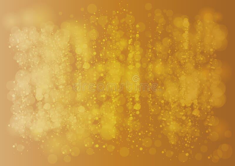 Samenvatting veelkleurig met halo background_03 stock illustratie