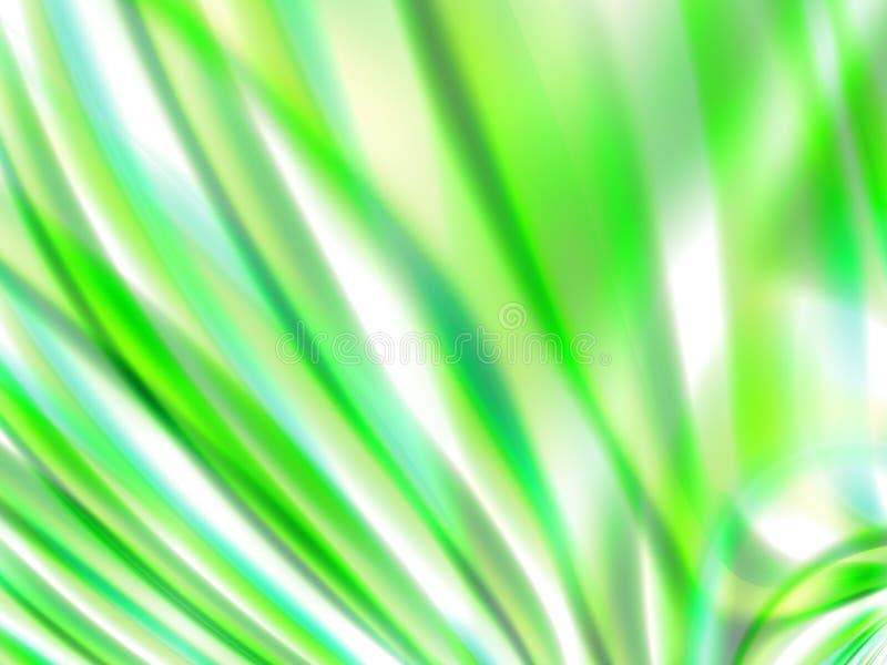 Samenvatting zoals bladeren stock illustratie