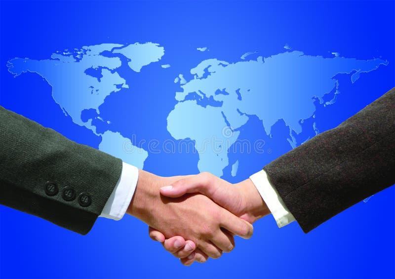 Samenwerking royalty-vrije stock afbeelding