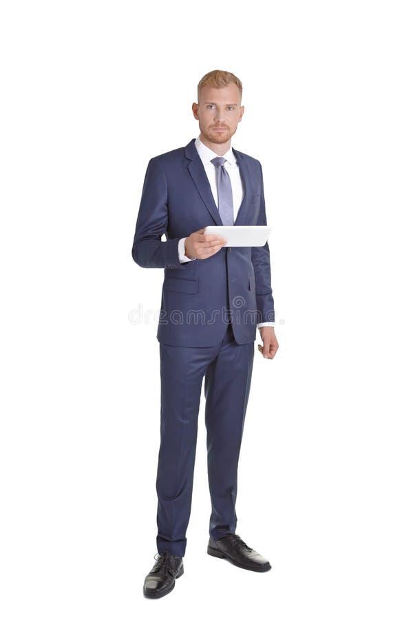 Samiec podatku doradcy finansowy ksi?gowy fotografia stock