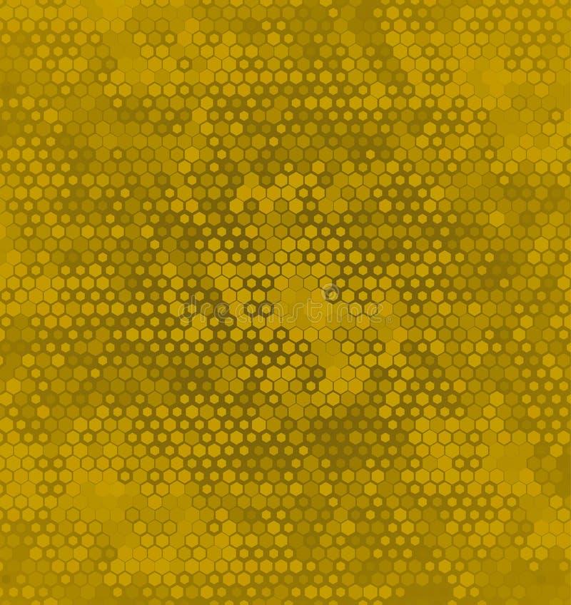 Samlade olika skuggor för abstraktion vektor illustrationer