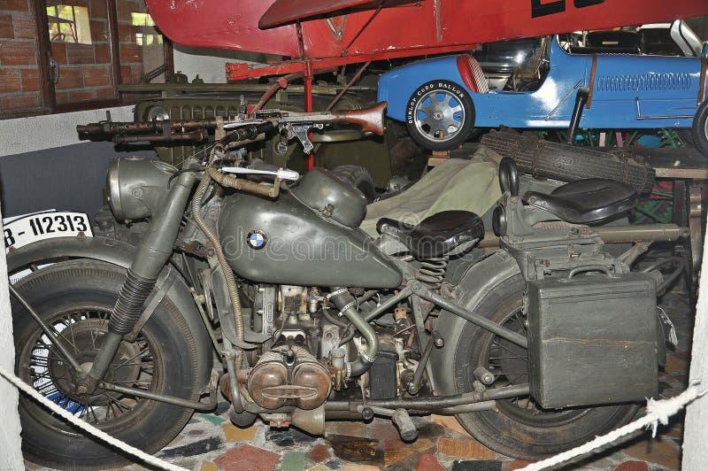 Samling av bilar Salvador Claret arkivfoto
