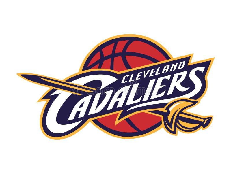 Samling av illustrationen för vektor för logoer för NBA-lag vektor illustrationer