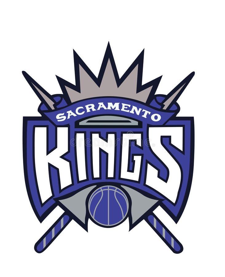 Samling av illustrationen för vektor för logoer för NBA-lag royaltyfri illustrationer