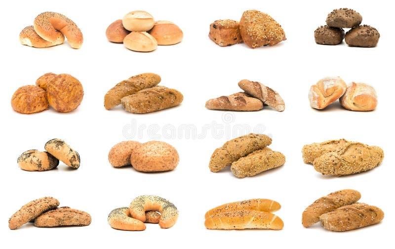 olika typer av bröd