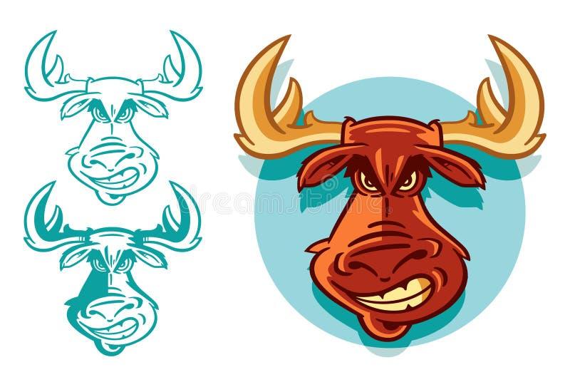 Samling av vektorbilder stock illustrationer