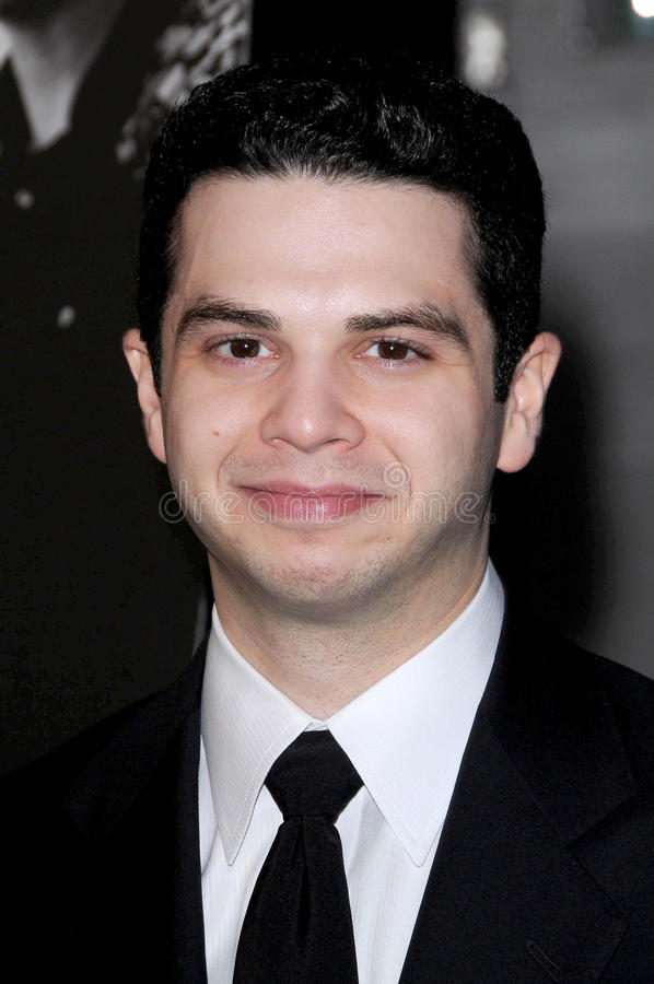 Samm Levine. At the 4th Annual Kirk Douglas Awards for Excellence in Film Awards. Biltmore Four Seasons, Santa Barbara, CA. 10-22-09 stock photo