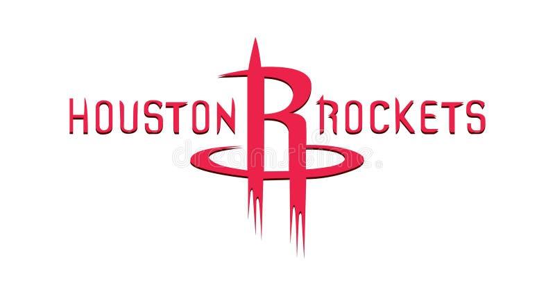 Sammlung der NBA-Team-Logovektorillustration vektor abbildung
