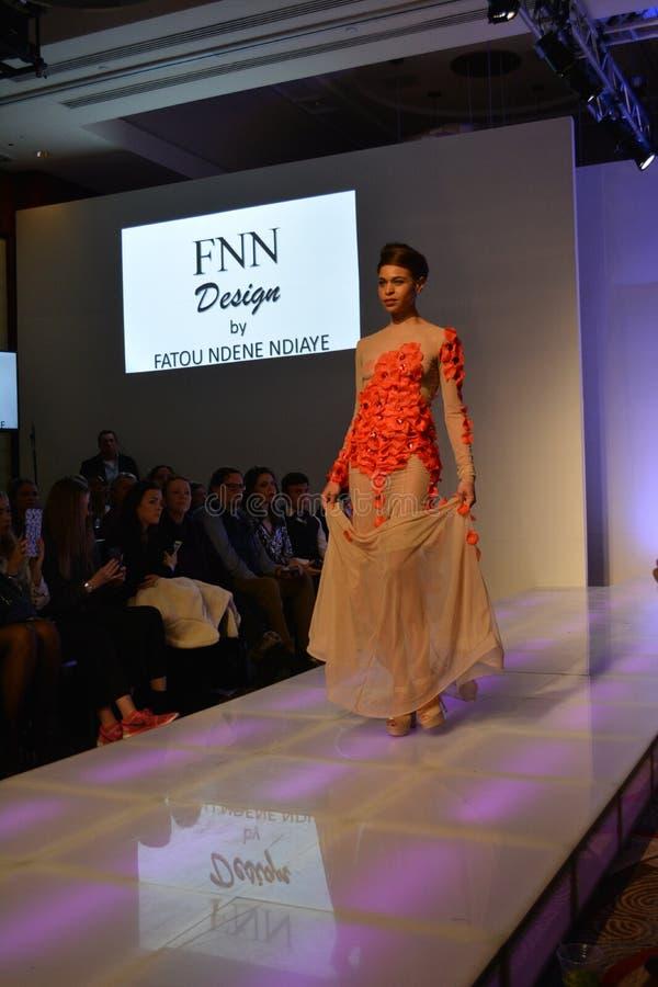 Sammlungen des Couture-Mode-Wochen-Fall-2016 lizenzfreie stockfotografie