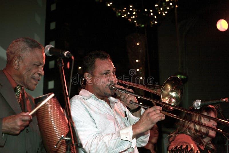 Sammy Ayala y Jose Rivera fotografía de archivo