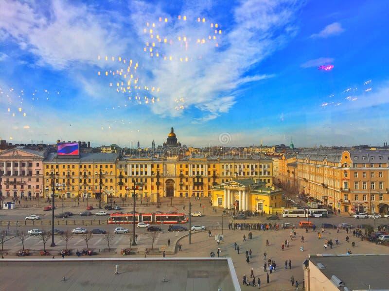 Sammy-Petersburg royaltyfri foto