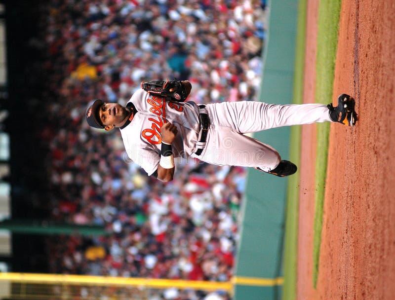Sammy Sosa Baltimore Orioles. Baltimore Orioles rightfielder Sammy Sosa royalty free stock image