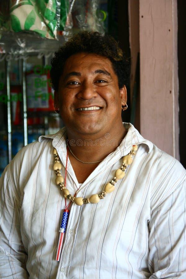 Samoaisch lizenzfreie stockfotografie