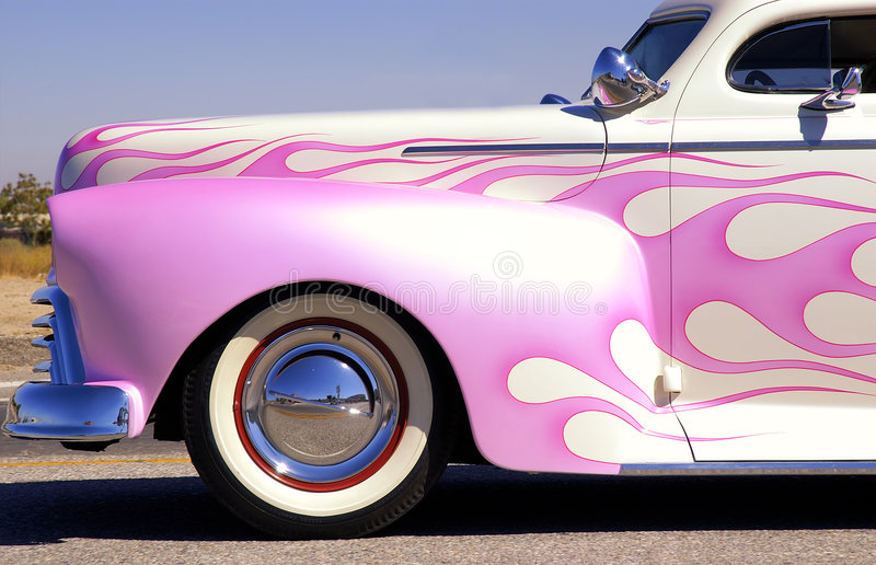 samochód. fotografia stock
