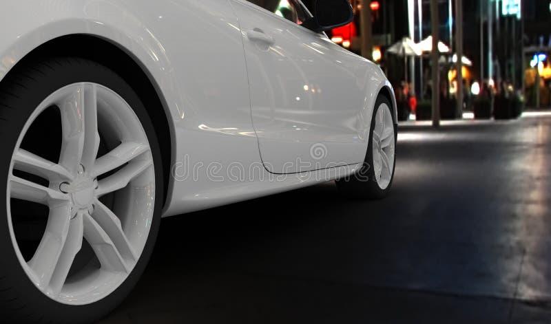 samochód obraz stock
