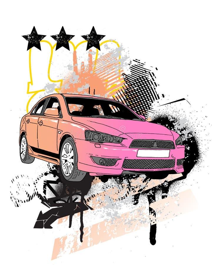 samochód. ilustracji