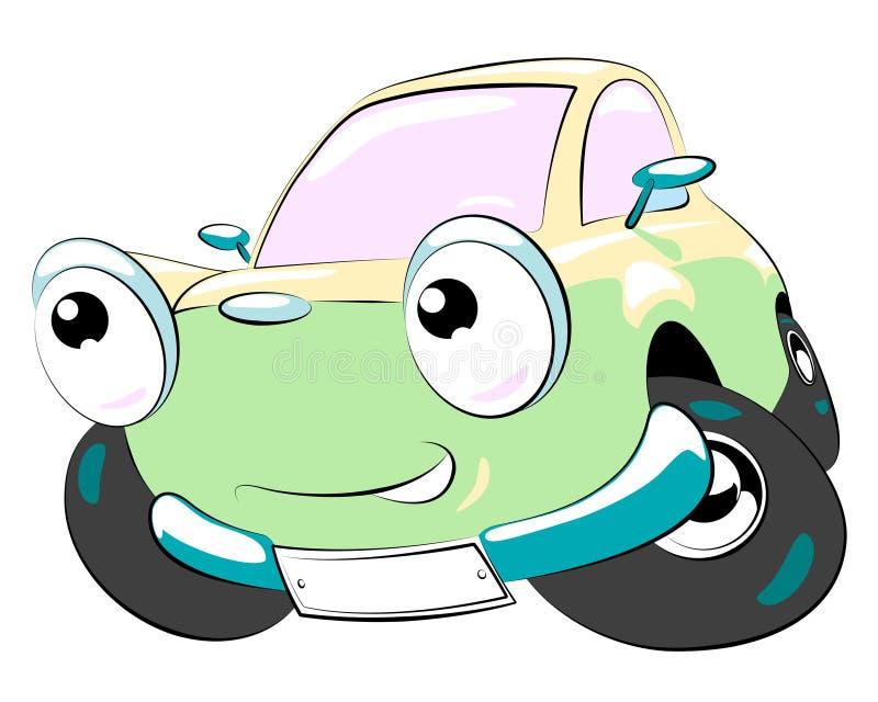 samochód. royalty ilustracja