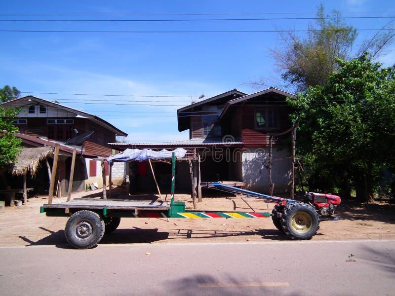 Samochód dla kukurudzy Thailand obrazy stock