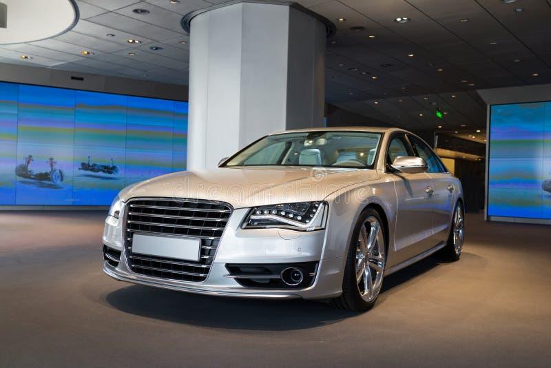 Samochód dla sprzedaży fotografia royalty free