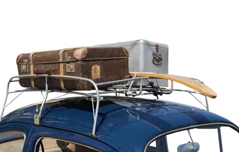 Samochód Idzie Mój Wycieczka Obrazy Stock